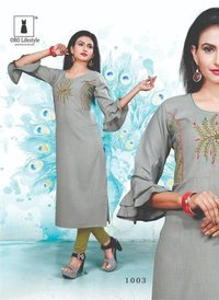 Stylish Summer Kurti