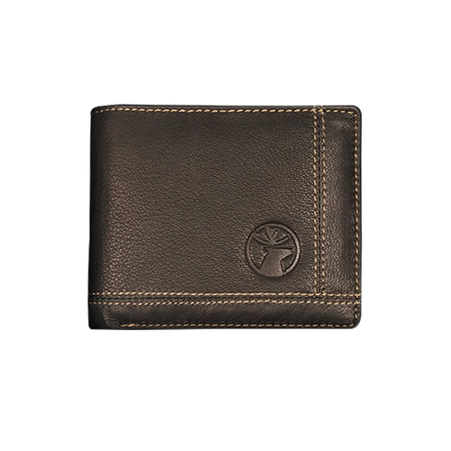 Mens Stitch Design Leather Wallet