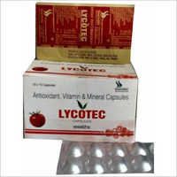 Antioxidant Vitamin And Mineral Capsules