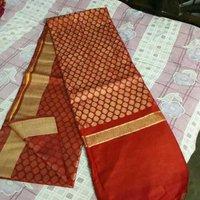 Soft silk design sarees