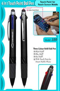 4 IN 1 TOUCH POINT PEN