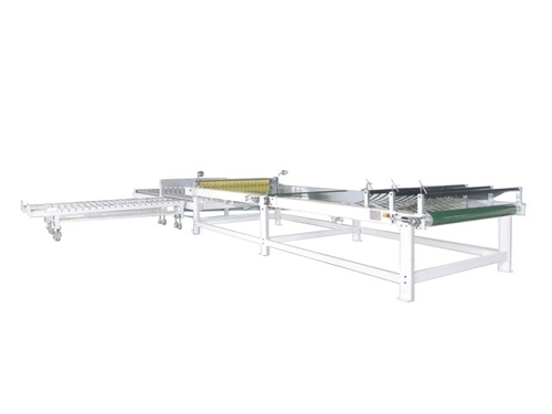 Paper Sheet Delivery & Side Conveyor Machine