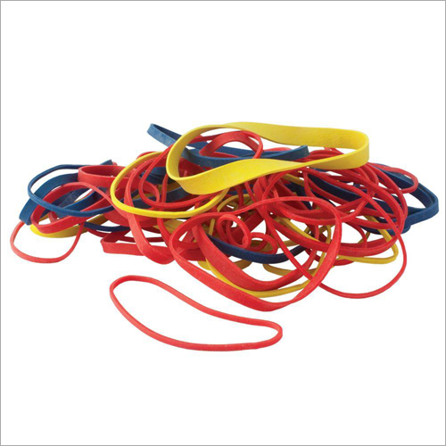 Coloured Rubber Band