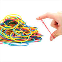 multicolor Rubber Band
