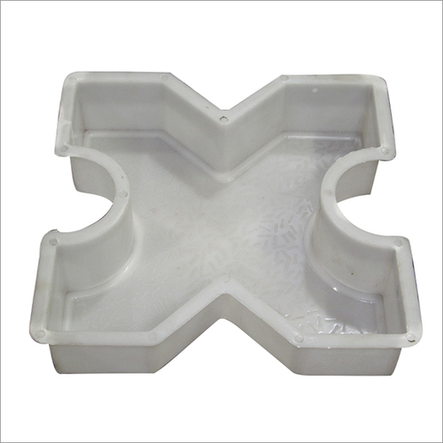 Plastic Cosmic Paver Mould