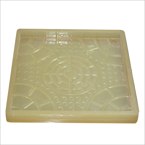 Pvc Chequerd Tile Mould