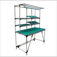 ABS Pipe & Metal Joints Inspection Table