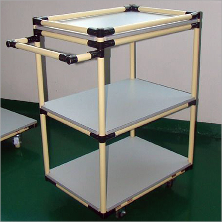 ABS Pipe & Metal Joint Trolley