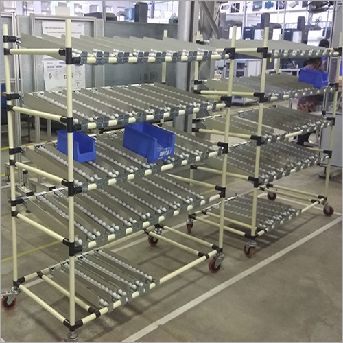 ABS Pipe & Metal Joint Fifo Rack
