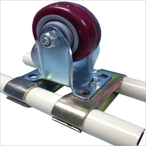 ABS Pipe Metal Joints Wheel Mounting Clamp