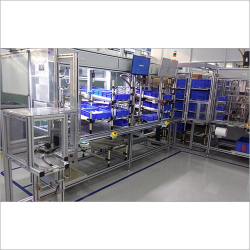 Aluminium Profile Machine Guards