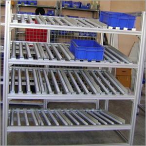 Aluminium Profile Fifo Rack