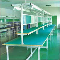Aluminium Profile ESD Inspection Table