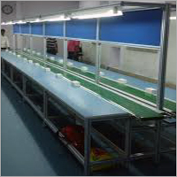 Aluminium Profile Dual Assembly Line