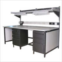 MS Fabricated ESD Inspection Table