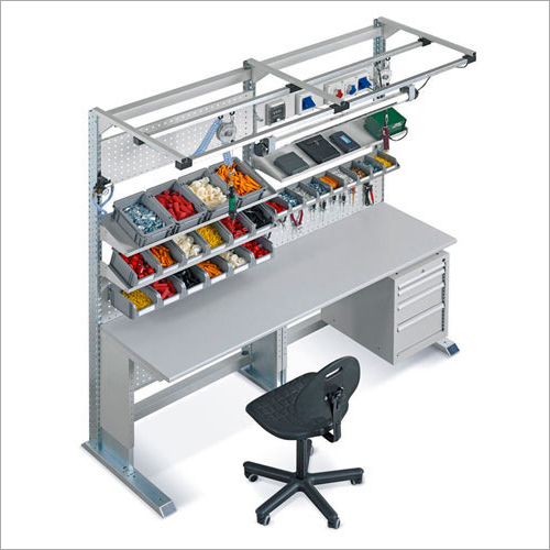 MS Fabricated Workstation