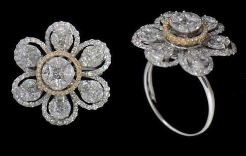 Cubic Zirconia Gold Jewellery