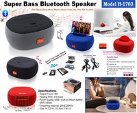 Super Bass Bluetooth Speaker