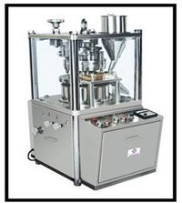 Laboratory Scale Single Sided Rotary Tablet Press Machine