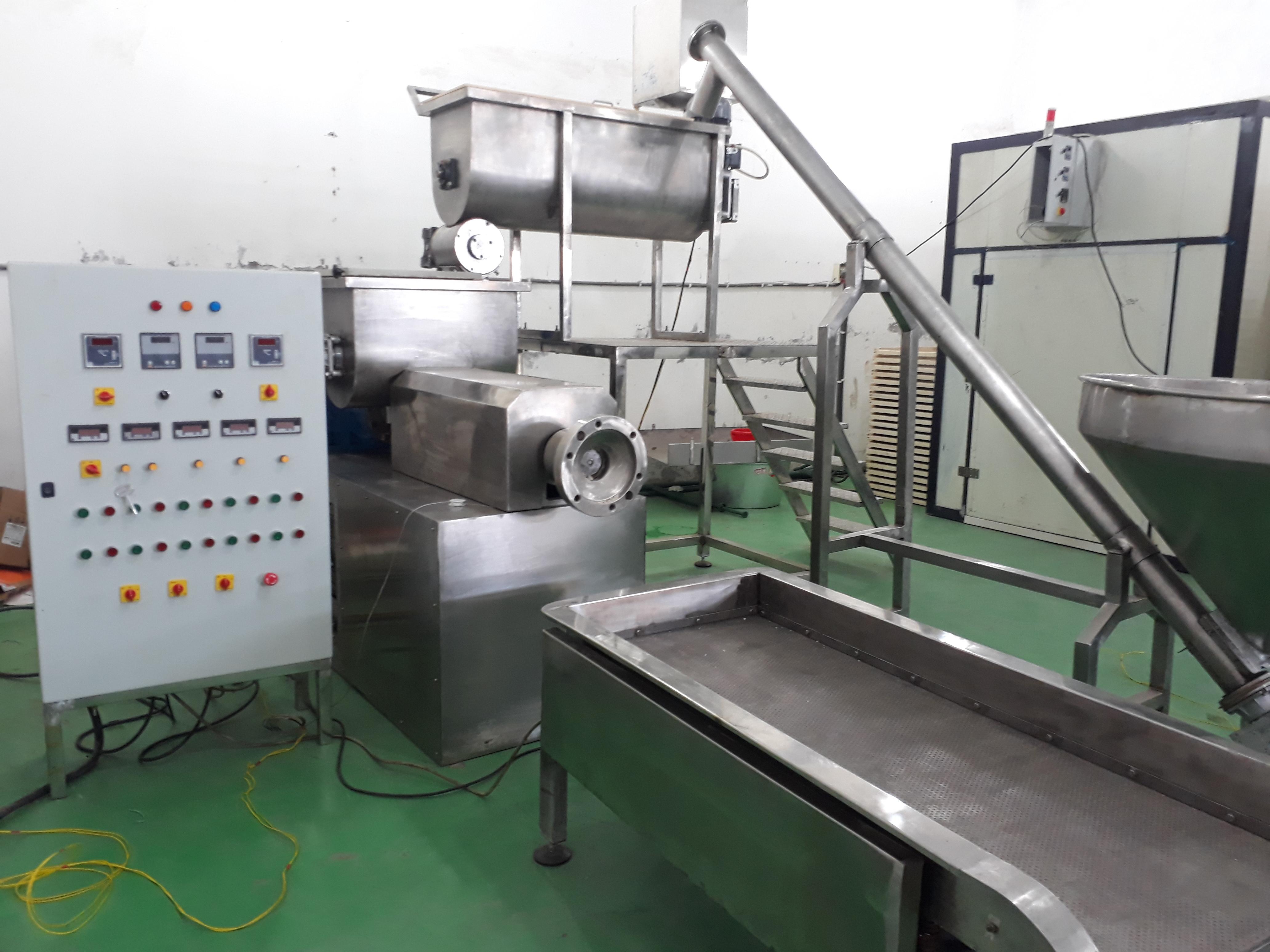 Industrial Pasta Making Machine 300 kg/h