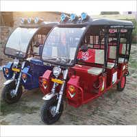 Passenger Loader E Rickshaw