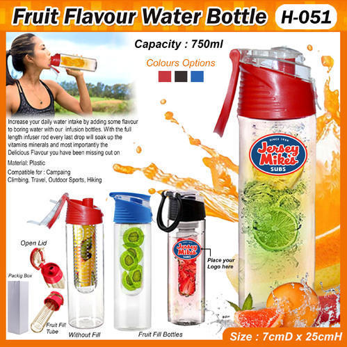 Fruit Flavour Bottle H 046