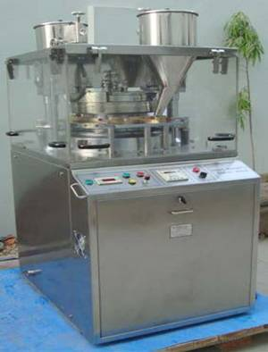16-station Single Sided Rotary Tablet Press Machine