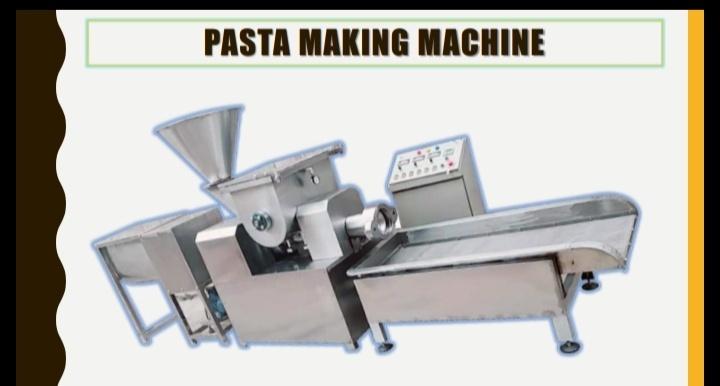 Macaroni Making Machine 100 Kgh