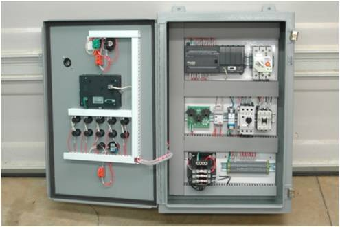 CE Approved Panel For Waste Compaction And Disposal