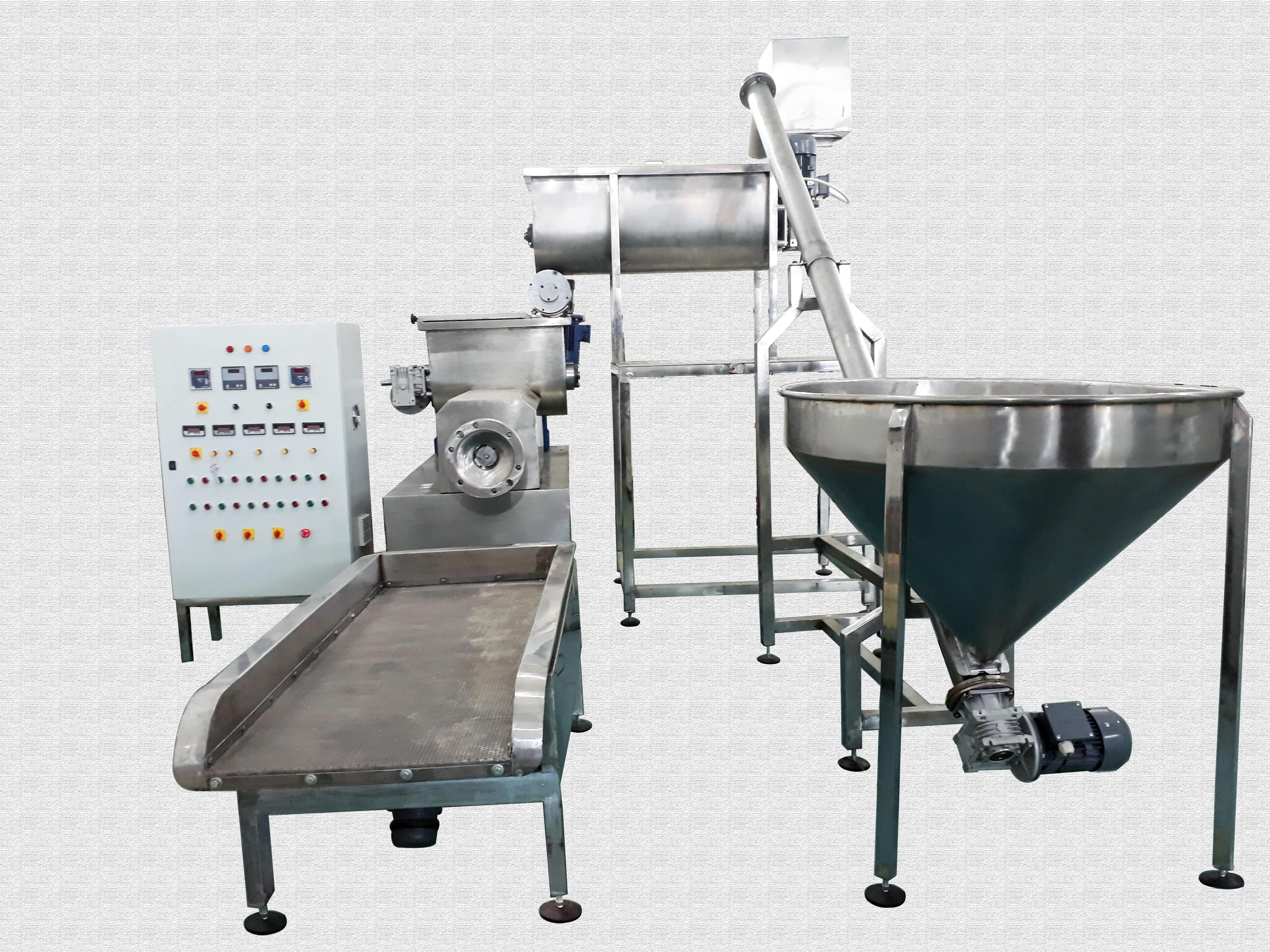 Italian Pasta Machine 500 kg/hr