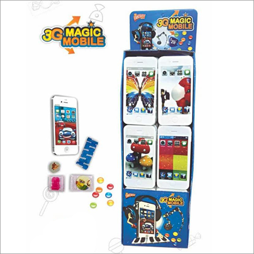 3G Magic Mobile Choco Bean Candies