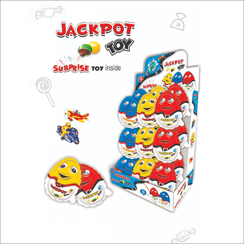 Jackpot Toy Choco Bean Candies