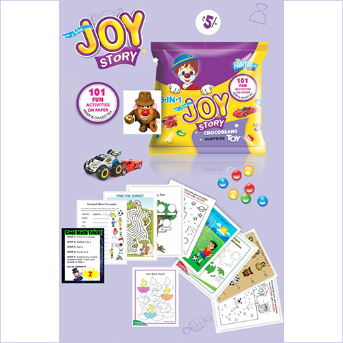 Joy Story Choco Bean Candies
