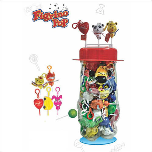 Figrino Pop Toy Candy Lollipop