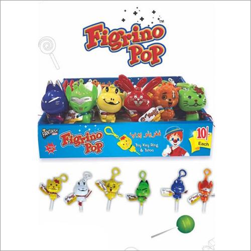 Figrino Pop Candy Lollipop