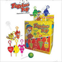 Figrino Pop Flavoured candy Lollipop