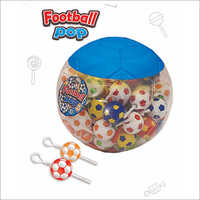 Football Pop Candy Lollipop