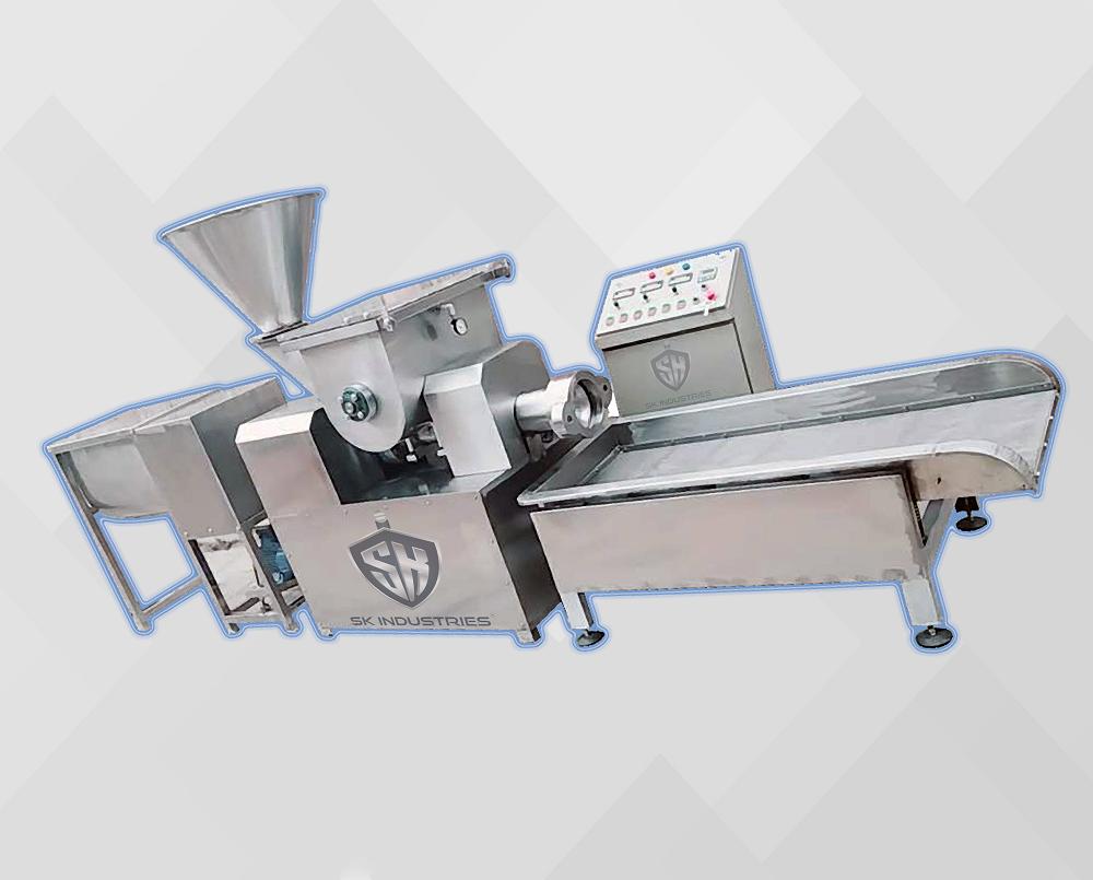 Semi Automatic Pasta Making Machine 200 Kgh