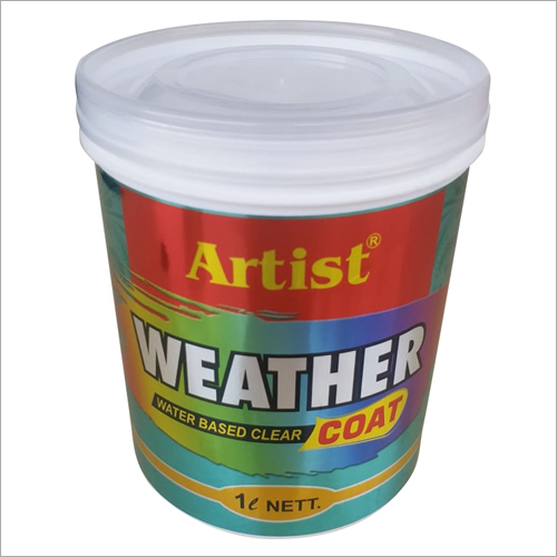 1 Ltr Acrylic Water Base Paint