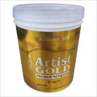 1 Ltr Premium Metallic Paint