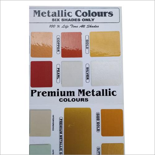 Elite Metallic Coat Paint