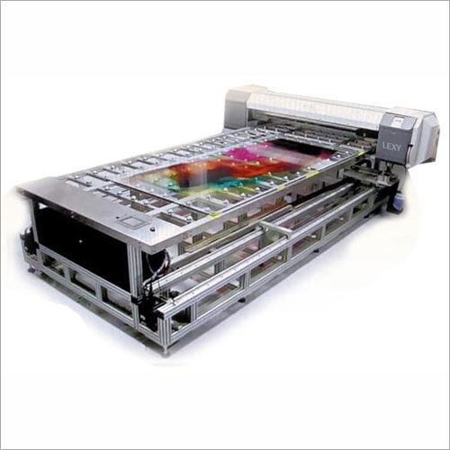 Flatbed Illusion Printing Machine(3.25Ft X 8Ft)