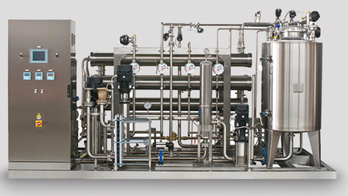 Automation In Effluent Treatment Plant