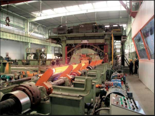 PLC Programming and Automation in metal pipe draw bench Machine