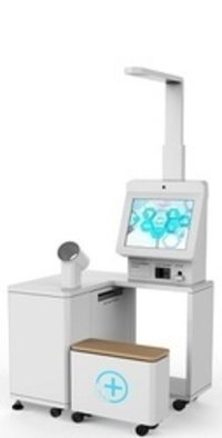 Touch Screen HealthCare Kiosk
