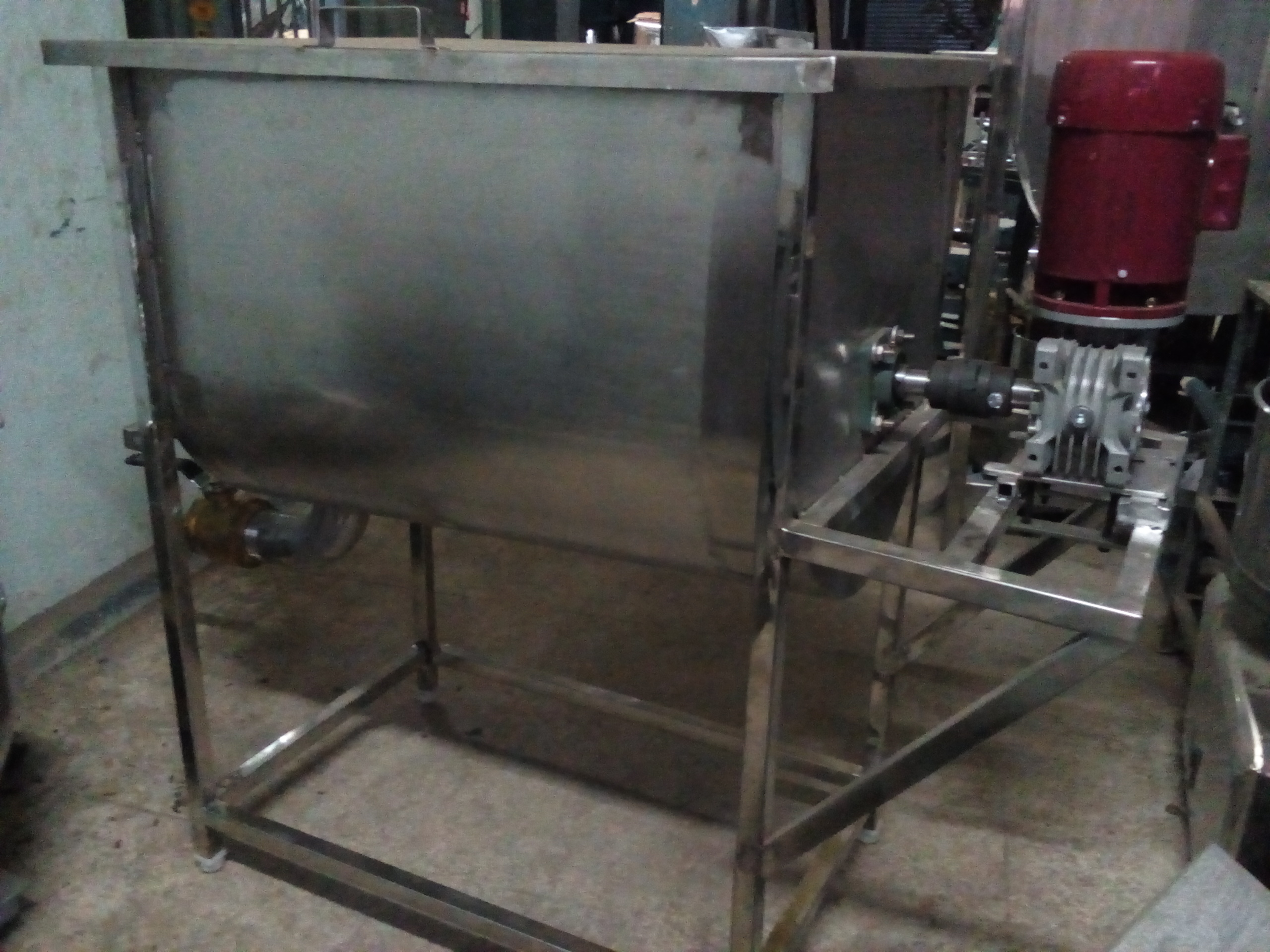 U Type Blender Mixer