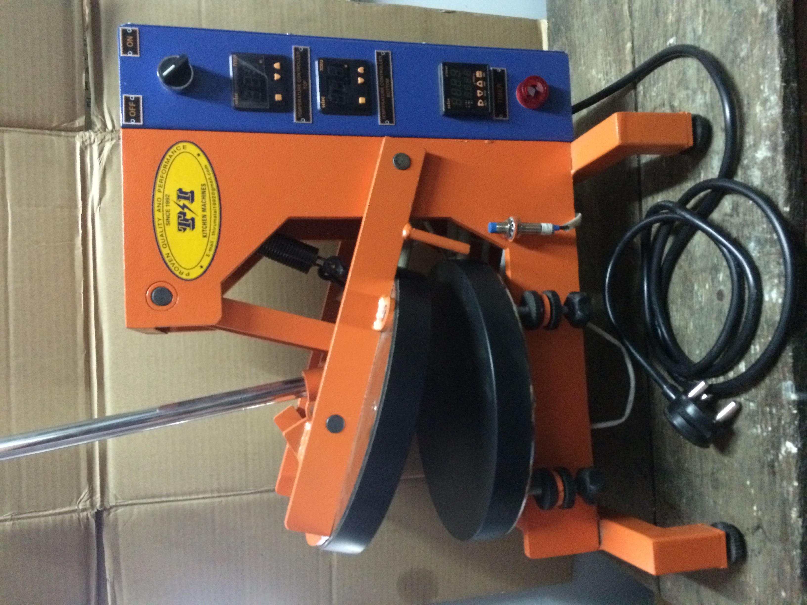 Hand Operated Chapati Making Machine