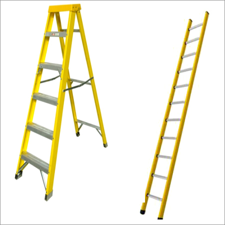 FRP Simple & Self Supporting Step Ladder