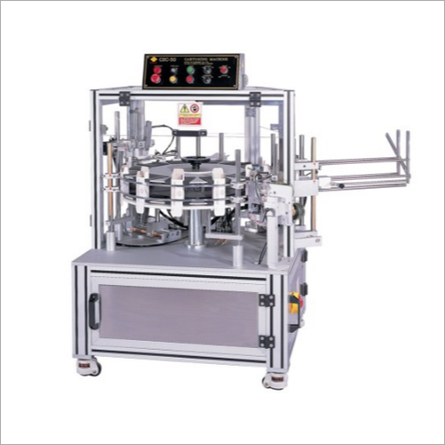 Automatic Folding Carton Box Packing Machine