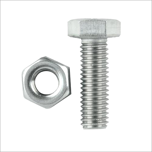 Steel Nut Bolt